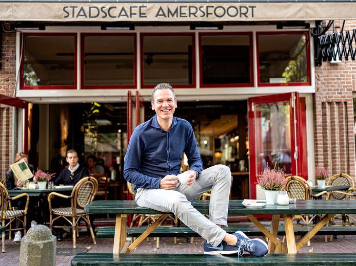 JeroenStomphorst was als tiener elk weekend in De Karseboom (nu Stadscafé Amersfoort) te vinden.