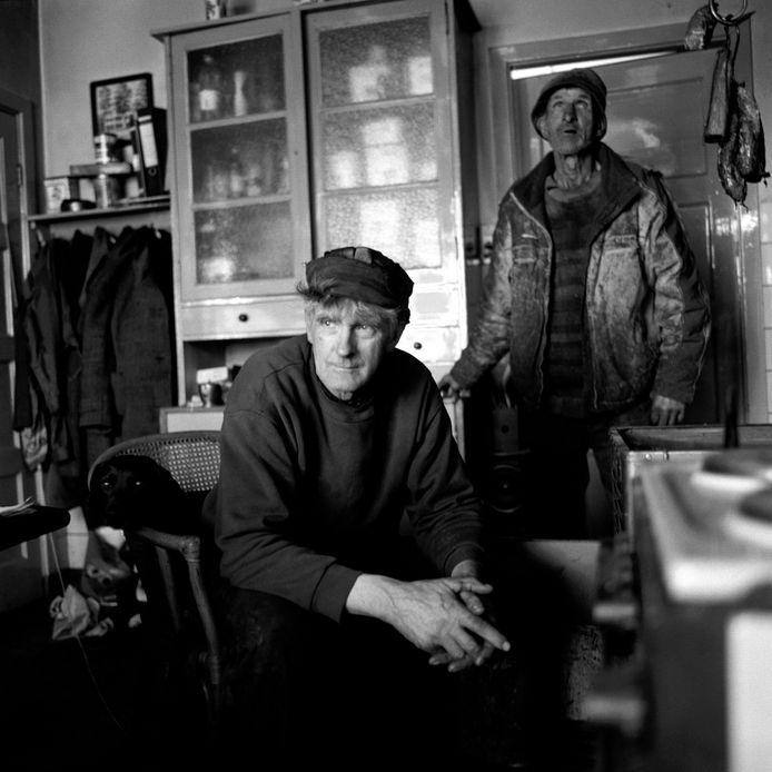 Drieënhalf jaar heeft filmregisseur Geertjan Lassche boer Heijmen Brouwer uit Leusden en zijn blinde knecht Hendrik gevolgd.
