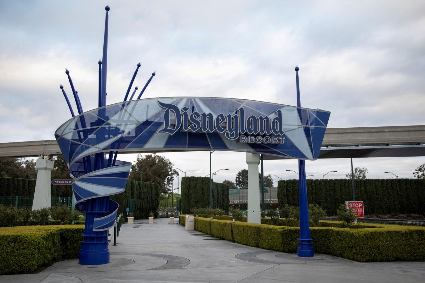 Disneyland in Californië is al een jaar dicht, maar een heropening lonkt