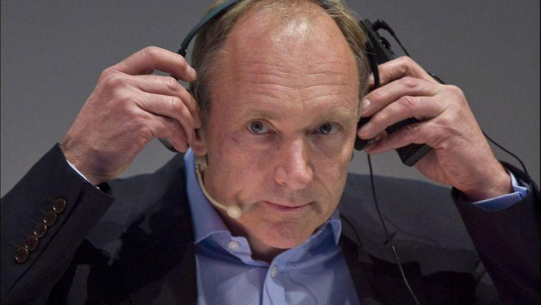 Tim Berners-Lee. Beeld PHOTO_NEWS