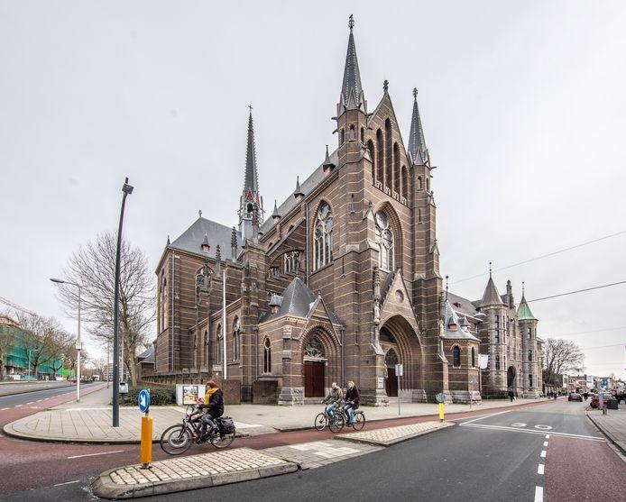 Dominicanenklooster aan de Assendorperstraat in Zwolle.