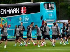 Les joueurs danois pourront choisir s'ils veulent ou non jouer contre la Belgique jeudi