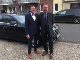 """Schepen Smessaert getrouwd in Duitsland: """"Feest volgt in Eeklo"""""""