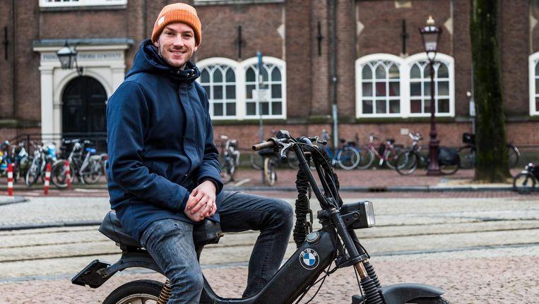 Freek Breeman (26) Beeld Tammy van Nerum