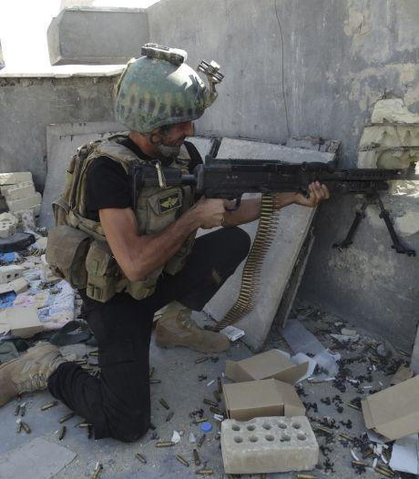 34 soldats irakiens tués à la frontière syrienne