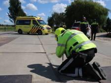 Fietser raakt gewond door val van fiets in Naaldwijk