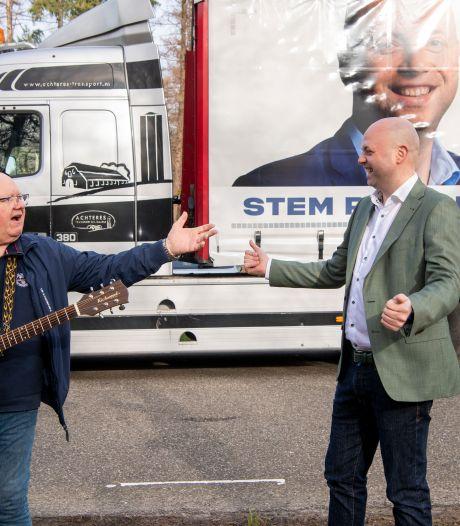 Henk Wijngaard ziet Piet-Cees wel op Haagse pluche: '20.000 stemmen haalbare kaart'