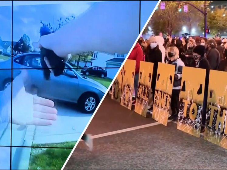 Schokkende beelden: politiegeweld in Ohio, 16-jarig meisje doodgeschoten