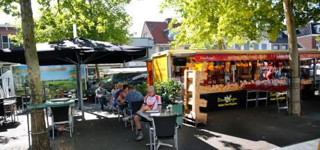 De zomer is bijna voorbij, maar nu nadert de terrassensoap in Breukelen z'n ontknoping