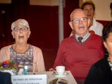 Huwelijksjubilarissen in Steenbergen: het geheim van een lang huwelijk? 'Gewoon doen'