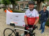 Michael rijdt 120 km voor zijn eigen 'hartekind' Britt (4)
