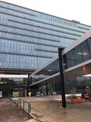 Het hoofdgebouw Atlas van de TU/e wordt maandag 7 januari in gebruik genomen.