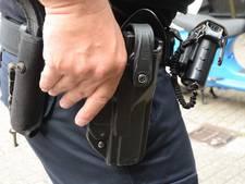 Politie lost schoten bij achtervolging, vijftal opgepakt in Breskens