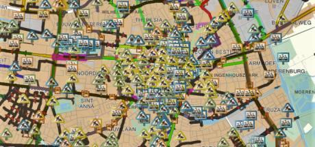 Elfhonderd werkzaamheden in één jaar. En dan moet heel Tilburg bereikbaar blijven. Hoe dan?
