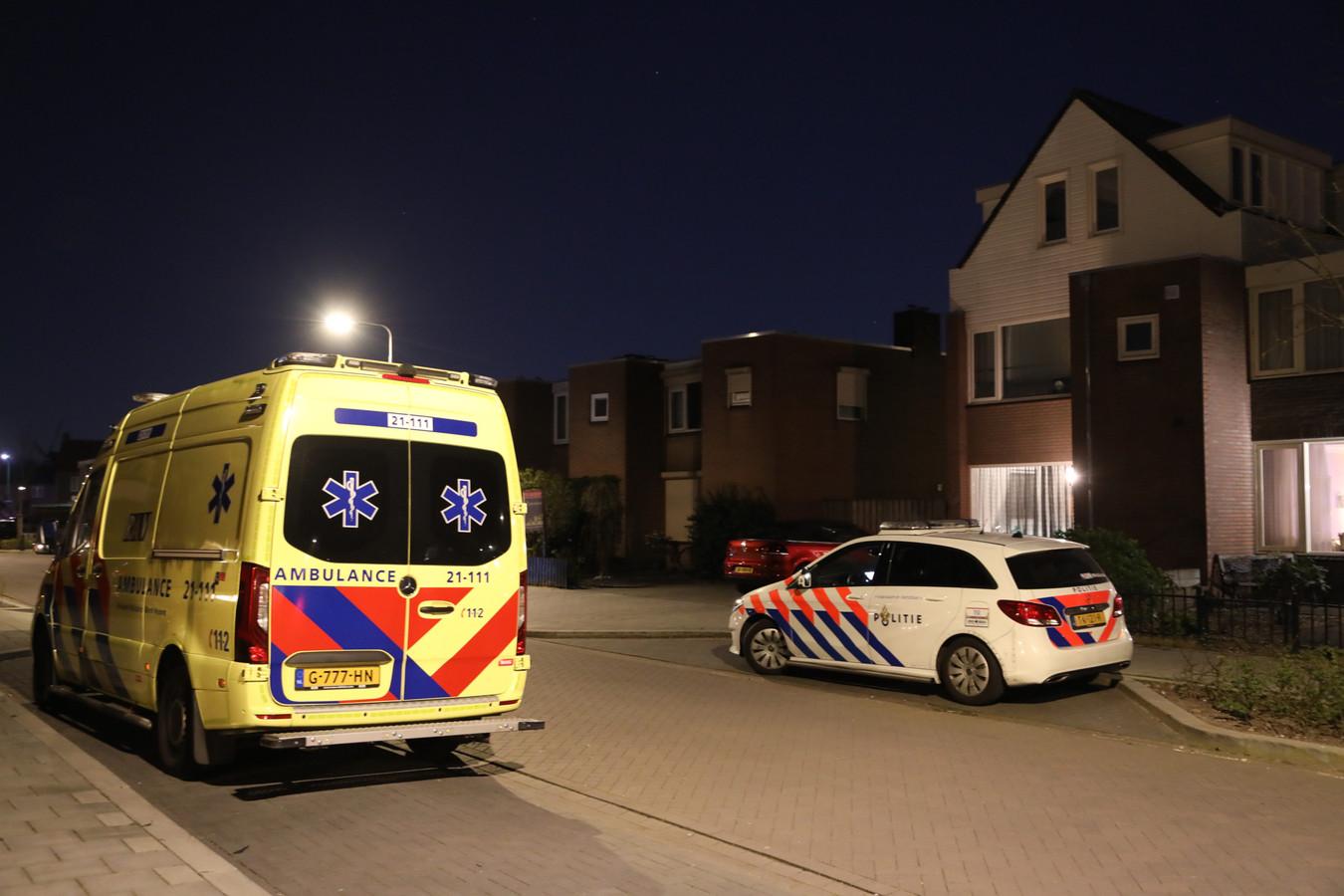 Overval in de straat Hertog Hendrik in Oss.