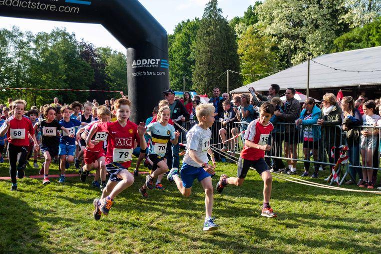 Vorig jaar ontving Mortsel Loopt! meer dan achthonderd deelnemers.