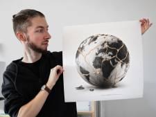 """NOIR Artist a déjà récolté 10.000 € pour MSF: """"Nous ne nous attendions pas à un tel succès"""""""