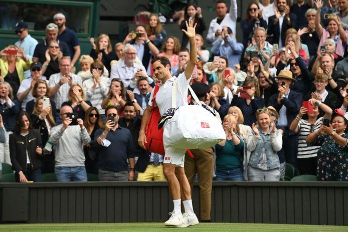 De deelname van Federer aan de Olympische Spelen is nog hoogst onzeker.