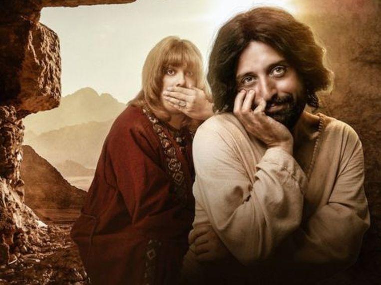 In 'The First Temptation of the Christ', die gemaakt werd door Porta dos Fundos, is Jezus homoseksueel en heeft hij een relatie met de duivel.