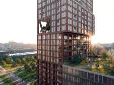 Binckhorst krijgt wolkenkrabber met tweehonderd woningen