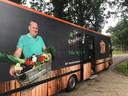 Ydo Nijdam stopt na 30 jaar met zijn srv-wagen.