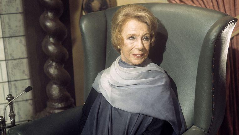 Charlotte Köhler in 1965. Beeld ANP Kippa