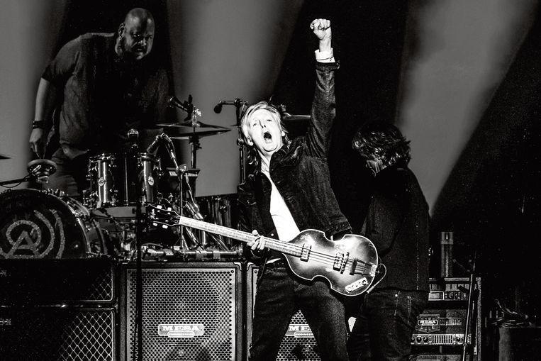 Paul McCartney. Beeld Gonzales Photo/Avalon