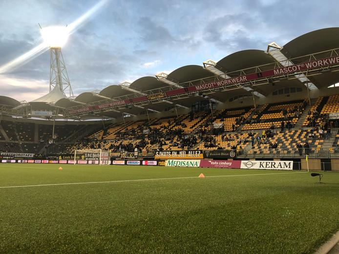 Het Parkstad Limburg stadion in Kerkrade.