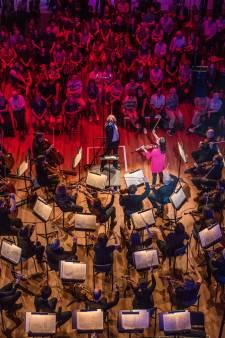 Uniek concert in Heino van drie fanfares en Maestro-orkest