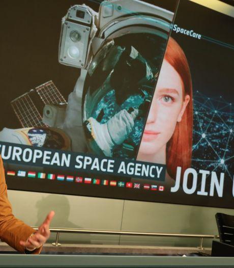 """L'ESA recrute des astronautes: """"Il faut pousser les femmes à s'engager dans des carrières scientifiques"""""""