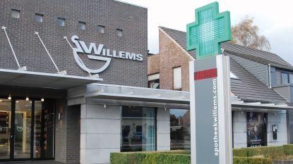 Apotheek Willems sluit de deuren na 34 jaar