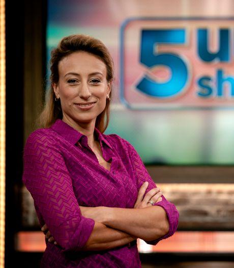 Presentatrice 5 Uur Show besmet met coronavirus