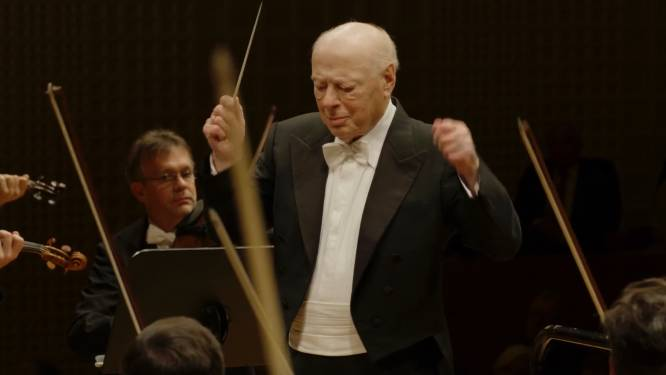 Topdirigent Bernard Haitink (92) overleden