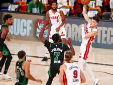 Miami Heat op 2-0 voorsprong in Conference Finals