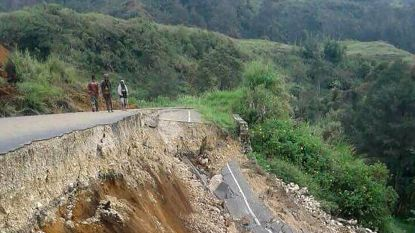 Nieuwe aardbeving treft Papoea-Nieuw-Guinea