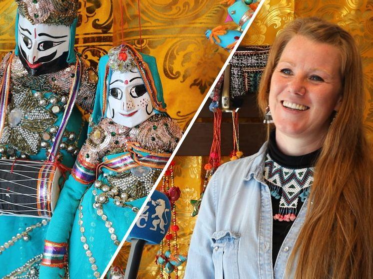 Rebecca helpt Indiase gezinnen vanuit Terneuzen