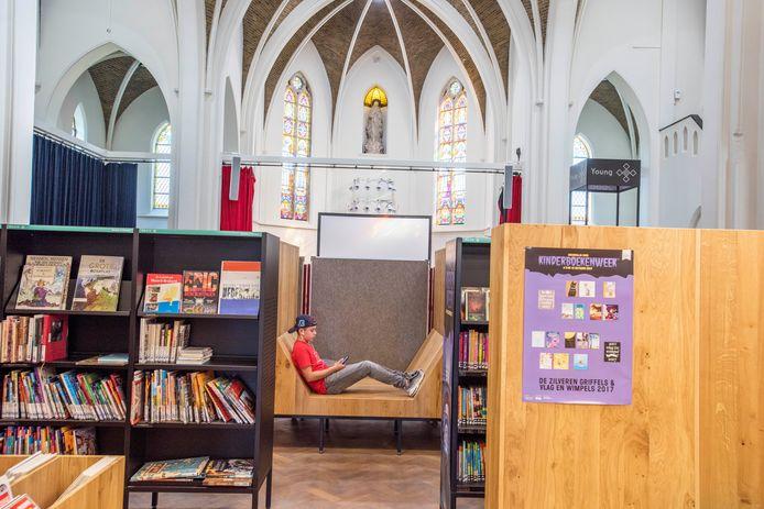 KonoEen van de vijftien vestigingen van Koningsoord Berkel-Enschot bibliotheek