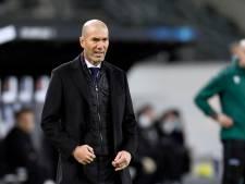Zidane over vertrek bij Real: 'Er werd naar de pers gelekt om twijfels te veroorzaken'