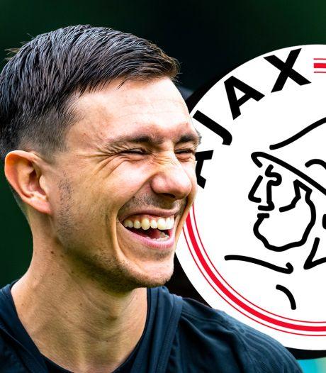 Ajax bevestigt beladen transfer van Berghuis: 'Bij ons kan hij een nog betere speler worden'