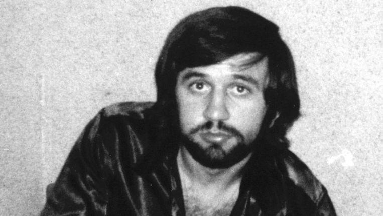 Archiefbeeld van de toen 26-jarige Joegoslaaf Slobodon Mitric alias 'Karate Bob' Beeld anp
