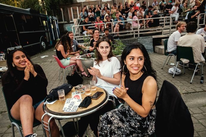 Er staat heel wat op het programma dit weekend op het Stroomplein aan de Scheldekaaien.