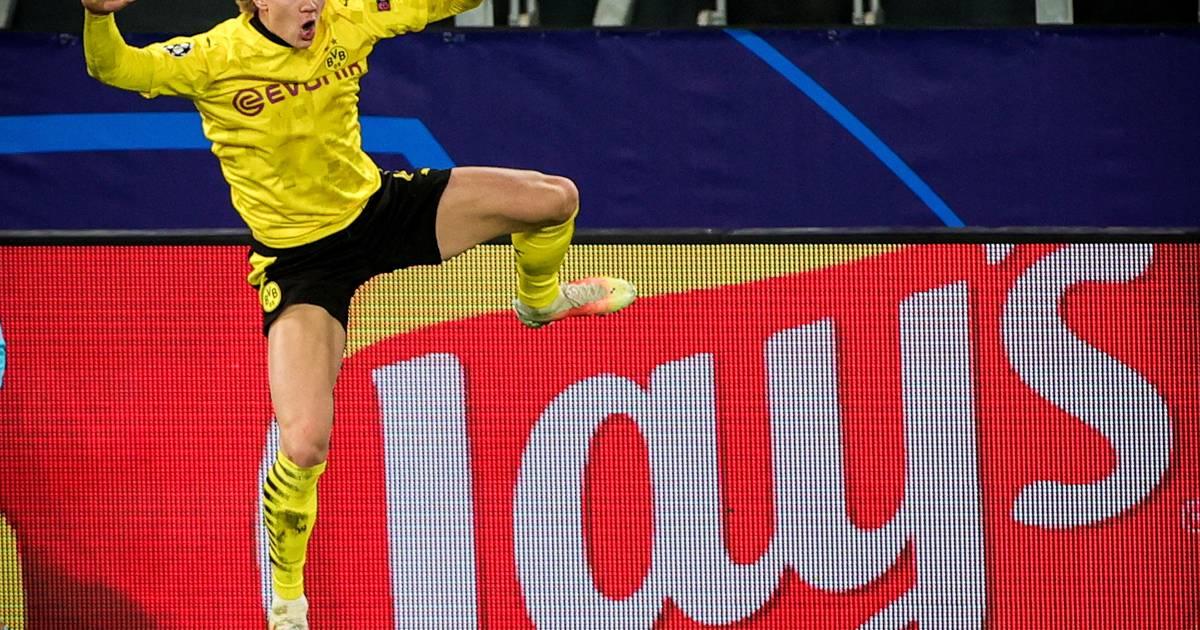 Le phénomène Haaland affole les compteurs, Dortmund qualifié - 7sur7