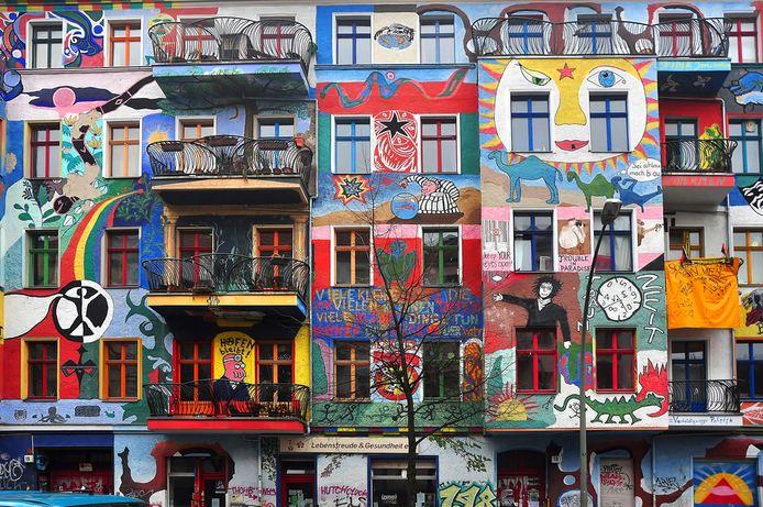 Huren in Berlijn voor vijf jaar bevroren om oververhitte