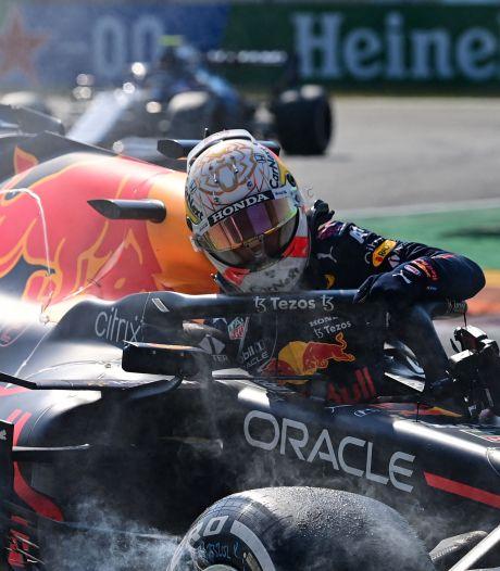Dit is de WK-stand Formule 1: Verstappen loopt ondanks uitvalbeurt iets uit in Monza