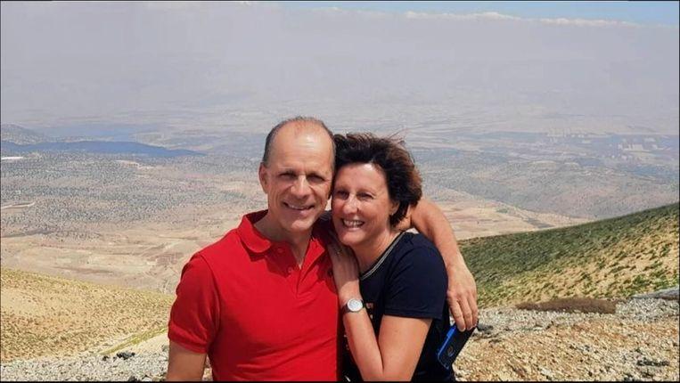 Ambassadeur Jan Waltmans verloor zijn vrouw bij de explosie in Beiroet: 'Boos zijn helpt niet'