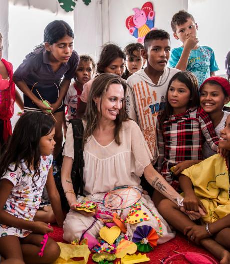 Angelina Jolie is nu ook redacteur bij opinieblad Time