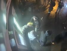La police lance un avis de recherche après l'incendie d'un commissariat lors des émeutes à Bruxelles
