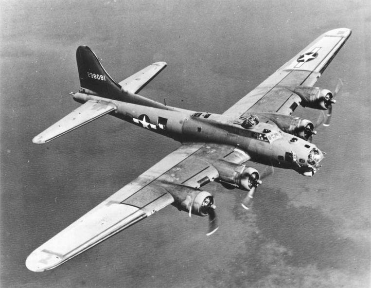 De zware bommenwerper werd massaal ingezet tijden de Tweede Wereldoorlog voor aanvallen op Duitse industrie en steden.