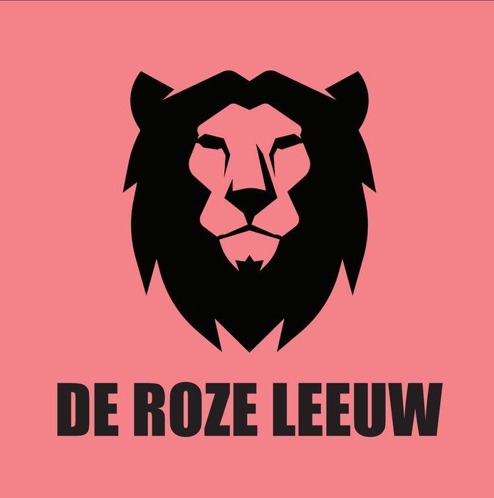 Roze leeuw
