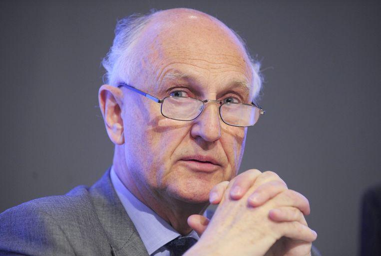 Voormalig KBC-topman Jan Huygebaert zou de historie